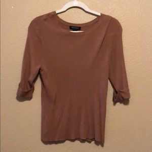 WHBM ribbed sweater.